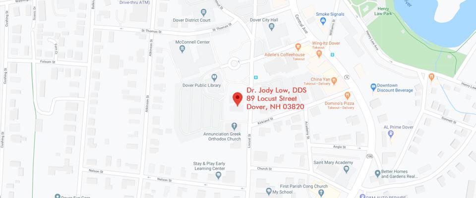 Dr Jody Low - 89 Locust Street, Dover NH 03820
